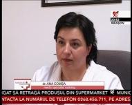 Dr Ana Comsa- Femeia la 30 de ani