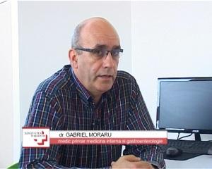 dr Gabriel Moraru
